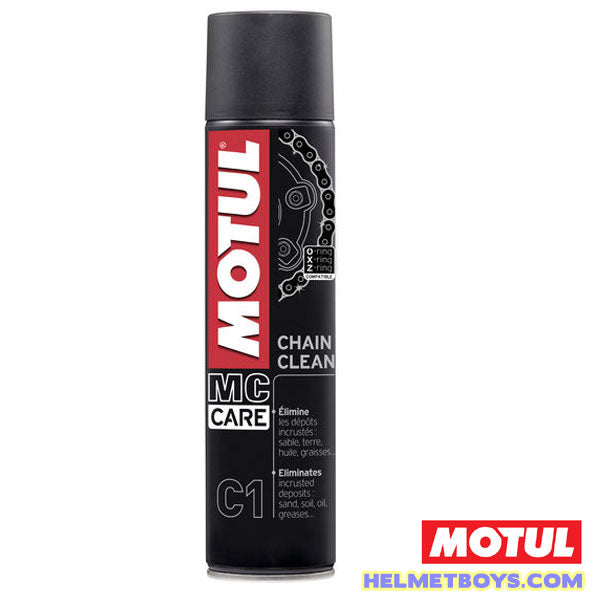 MOTUL Motorcycle Chain Cleaner C1 400ML