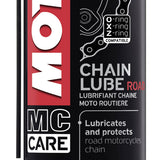 MOTUL Motorcycle Chain Lube C2 spray can