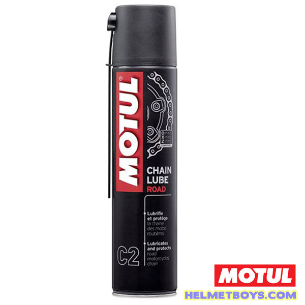 MOTUL Motorcycle Chain Lubricant C2 400ML