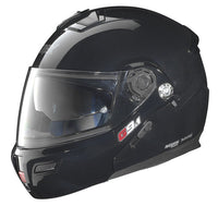 nolan grex flip up motorcycle helmet glossy black