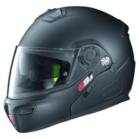 NOLAN GREX flip up helmet graphite black
