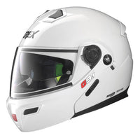 NOLAN GREX flip up helmet white