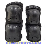 REVO elbow knee guard protection gear 4 pieces