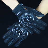 TRIBE Motorcycle Knuckle Glove pair