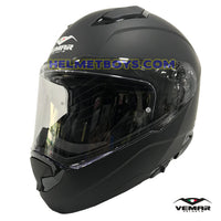 VEMAR SHARKI flip up motorcycle helmet front view