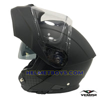 VEMAR SHARKI flip up motorcycle helmet inner sunvisor