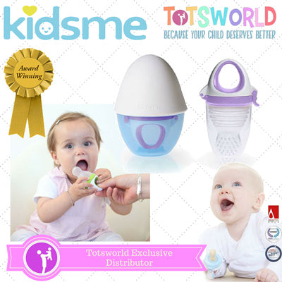 Kidsme Food Feeder Plus:Totsworld Pte Ltd