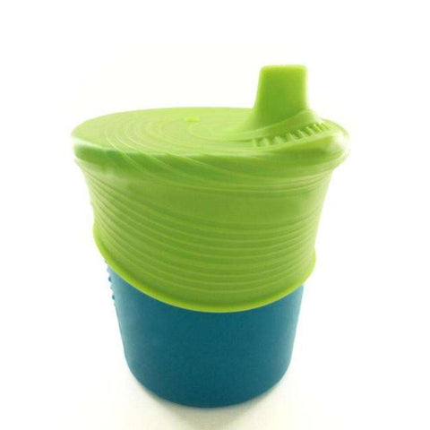 Siliskin® Sippy Cup:Totsworld Pte Ltd