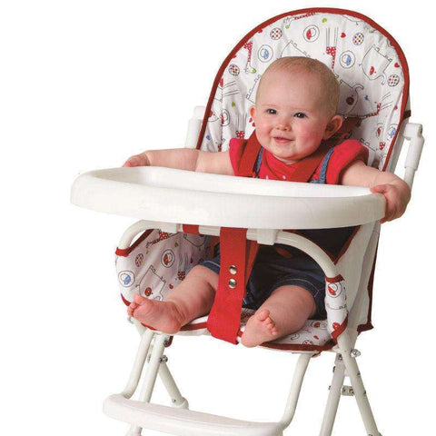 I.Belibaby Foldable High Chair