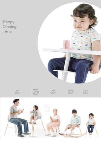 xFarlin Urchwing Multi-Purpose Highchair