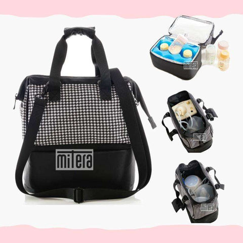 Mitera Breastpump Cooler Bag:Totsworld Pte Ltd