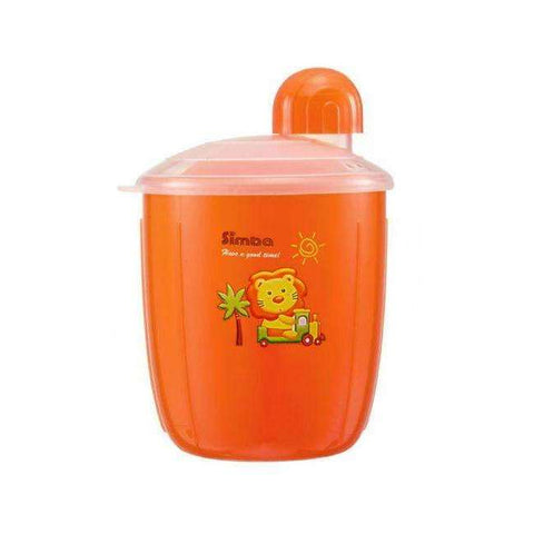 Quadruple Milk Powder Container:Totsworld Pte Ltd