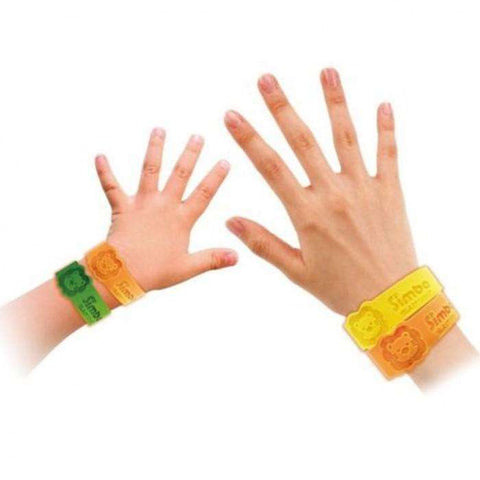Herbal Essential Oil Mosquito Repellent Bracelet 1pc (Child)