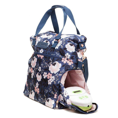 Sarah Wells Breast Pump Bag (Lizzy-Floral)