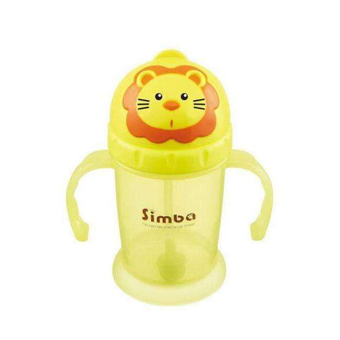 Simba Flip-it Straw Training Cup:Totsworld Pte Ltd