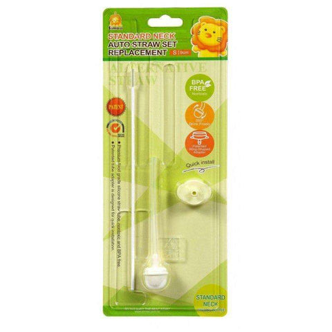 Simba Standard Neck Auto Straw Set Replacement S:Totsworld Pte Ltd