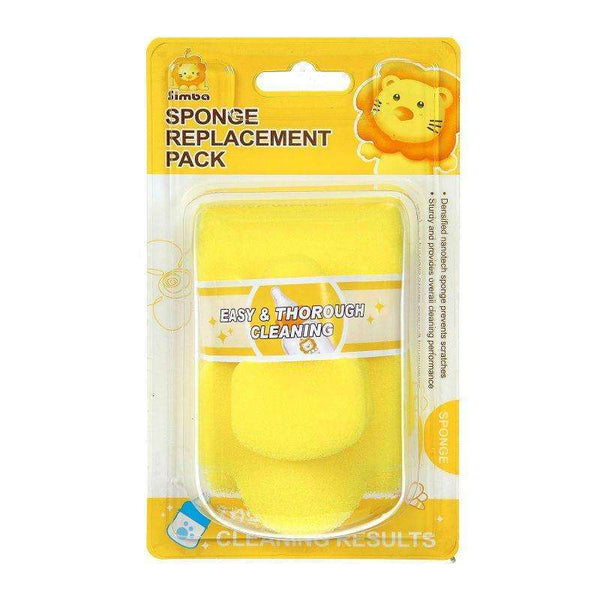 Simba Sponge Replacement Pack:Totsworld Pte Ltd