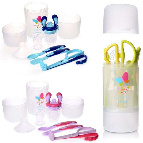 Kidsme Baby Travel Set:Totsworld Pte Ltd