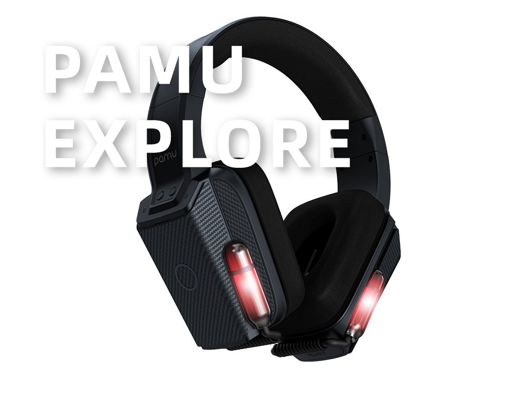PaMu Explore/PaMu Karaoke Headphone