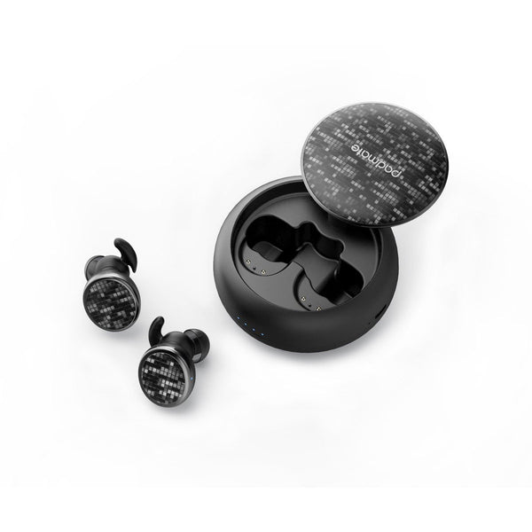 Water-Resistant Never Fall Out True Wireless Stereo Earbuds X13-PAMU