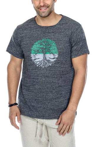 Men's T-Shirt Tree Of Life Print