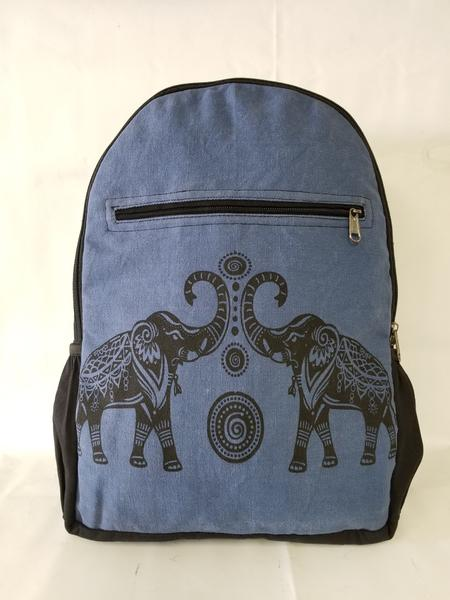 MANDALA ELEPHANT BACKPACK
