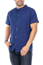 Men's wear | Button Up Shirt Solid Color | Men's Clothing