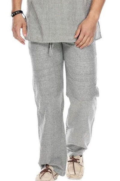 Lounging Men's Solid Color Pant