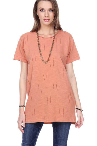 Women's Clothing | Woman's Contemporary Fashion |  Jersey Tee Razor Tunic