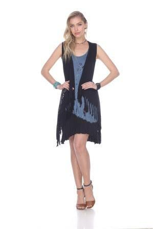 Women's Clothing | Woman's Contemporary Fashion | Hand Stitched Boho Wrap