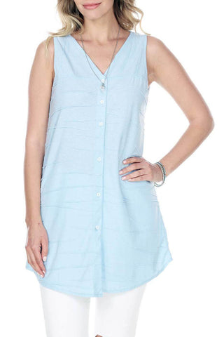 Women's Clothing | Woman's Contemporary Fashion | Button Up Shirt Tunic Dress Stitch Design