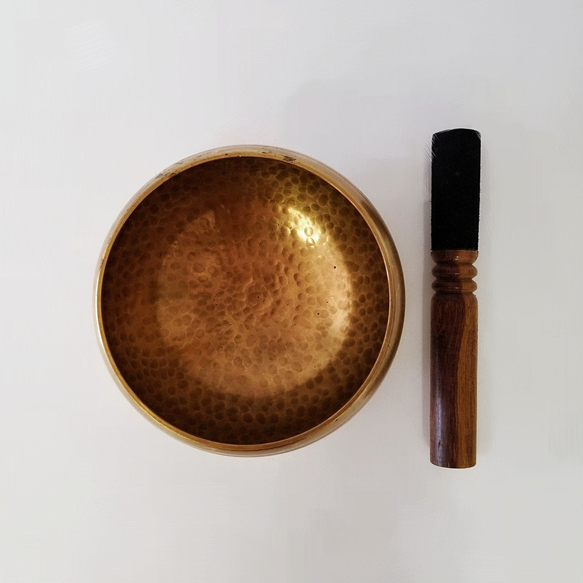 Singing Bowl | Meditation Tools | Hand Hammered Singing Bowl