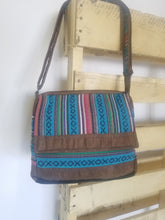 Rectangular Gheri Flap Bag