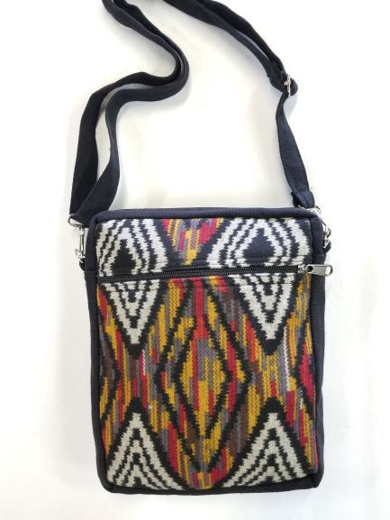Rasta Bag | Diamond Tribal Printed Bag