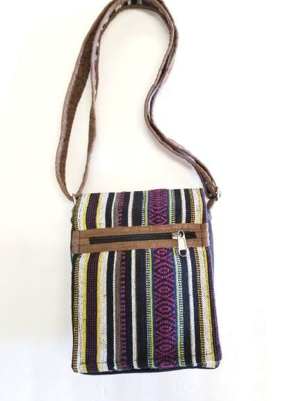 Rasta Bag |  Gheri Flap Passport Bag