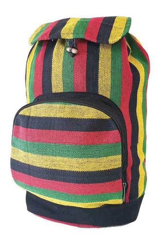 Rasta Backpack