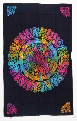 Tapestry | Mandala Multicolor Tapestry