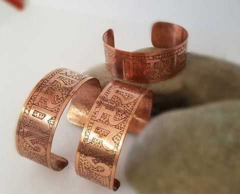 Bracelat | Accessories |  Jewelry | Copper Mantra Bracelet