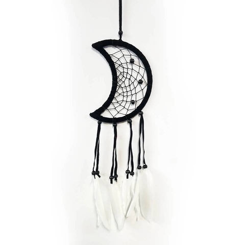 Home Decoration | Wall Hanging | Moon Dream Catcher