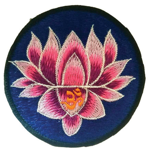 Patch | Lotus/Om Patch (Pack Of 5)