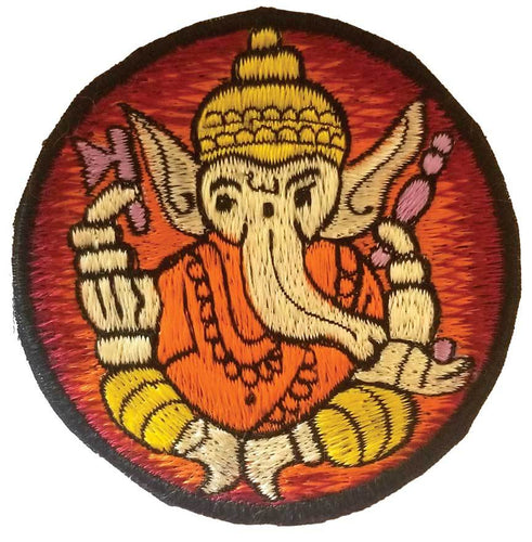 Embroidery Patches | Ganesh Patches
