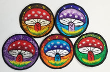Patch | Mushroom Patches (Pack Of 5)