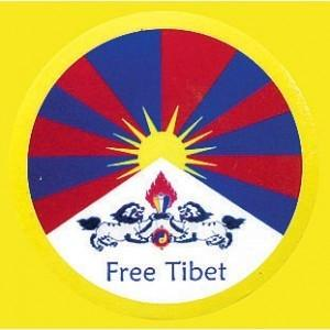 Fridge Magnet | Home Decoration | Free Tibet (Packof 5)