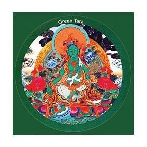 Green Tara (Pack of 5)