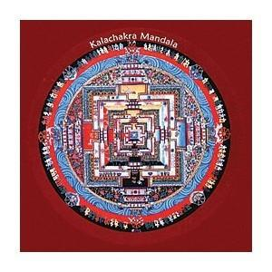 Kalachakra Mandala (Pack of 5)