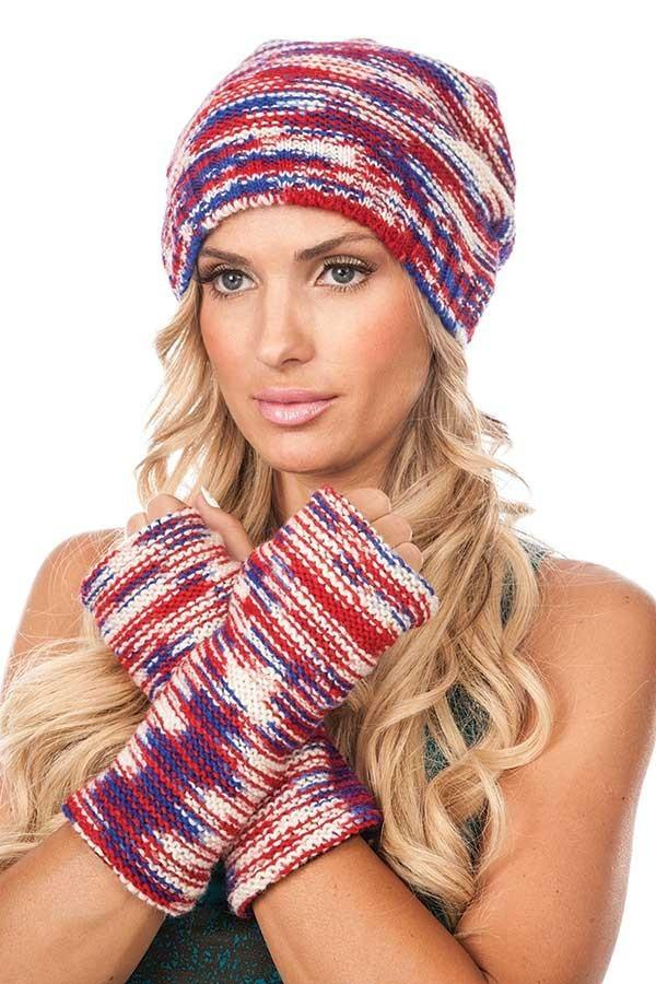 AMERICAN FLAG COLORS HANDWARMERS