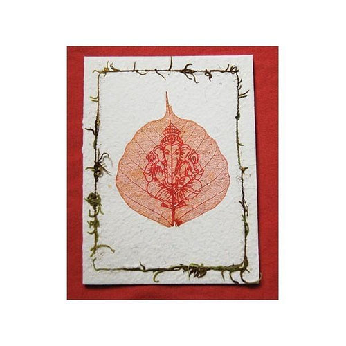 Greeting Card | Ganesh Greeting Cards (Pack Of 5)