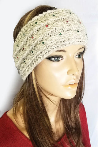 Multi Woolen Headband
