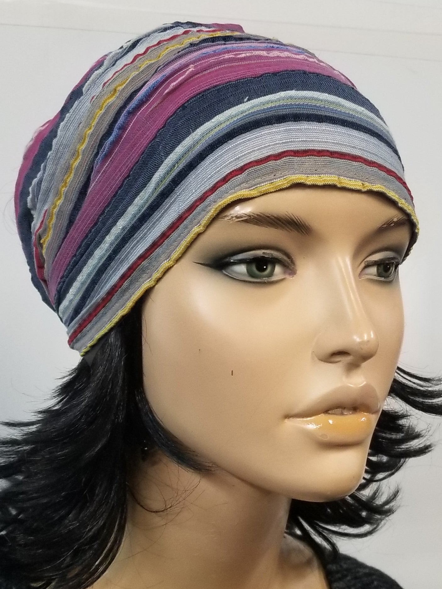 Headband/ Bandannas | Multi Color Head Band
