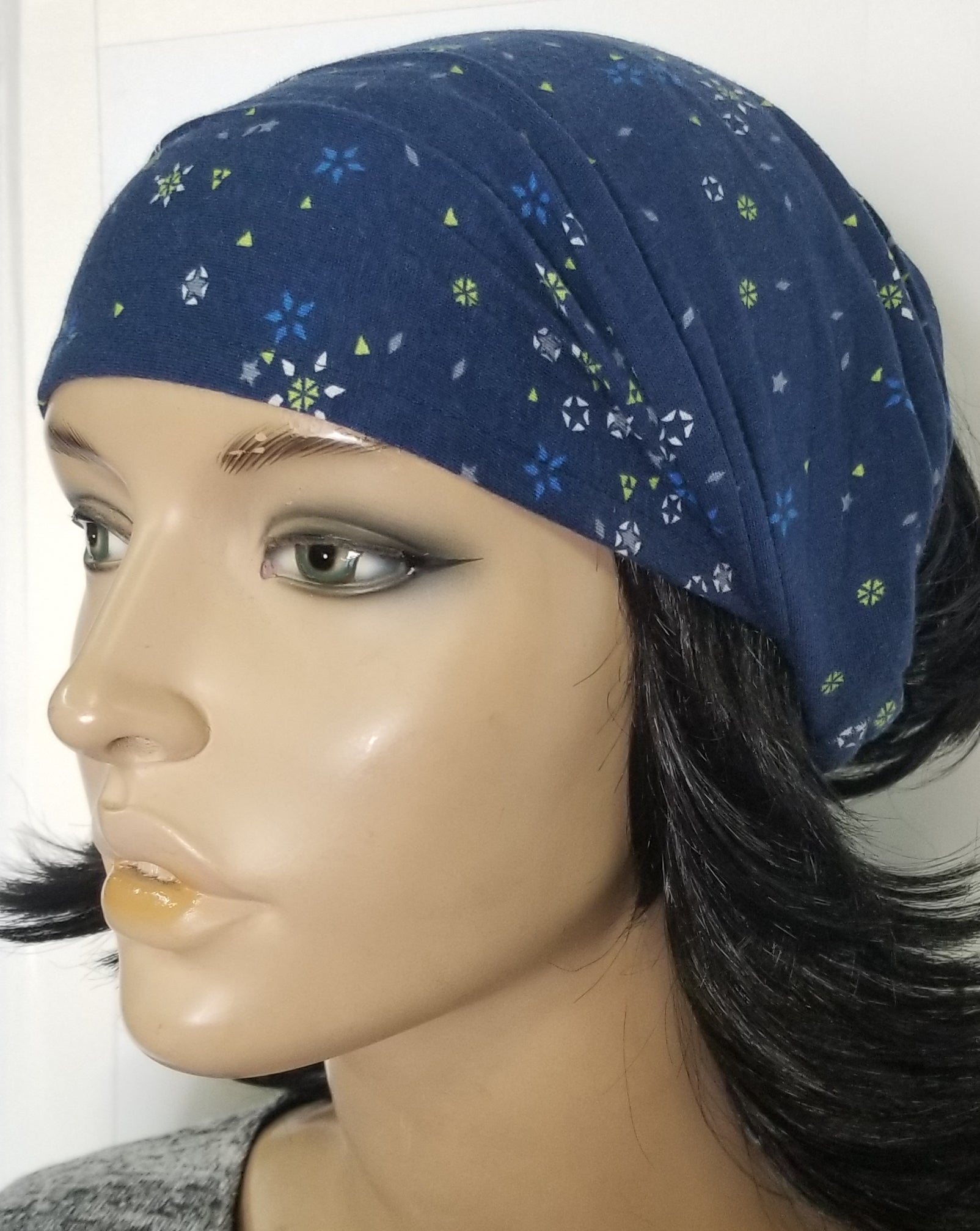 Headband/ Bandannas | Head Band With Multi Print & Pattern